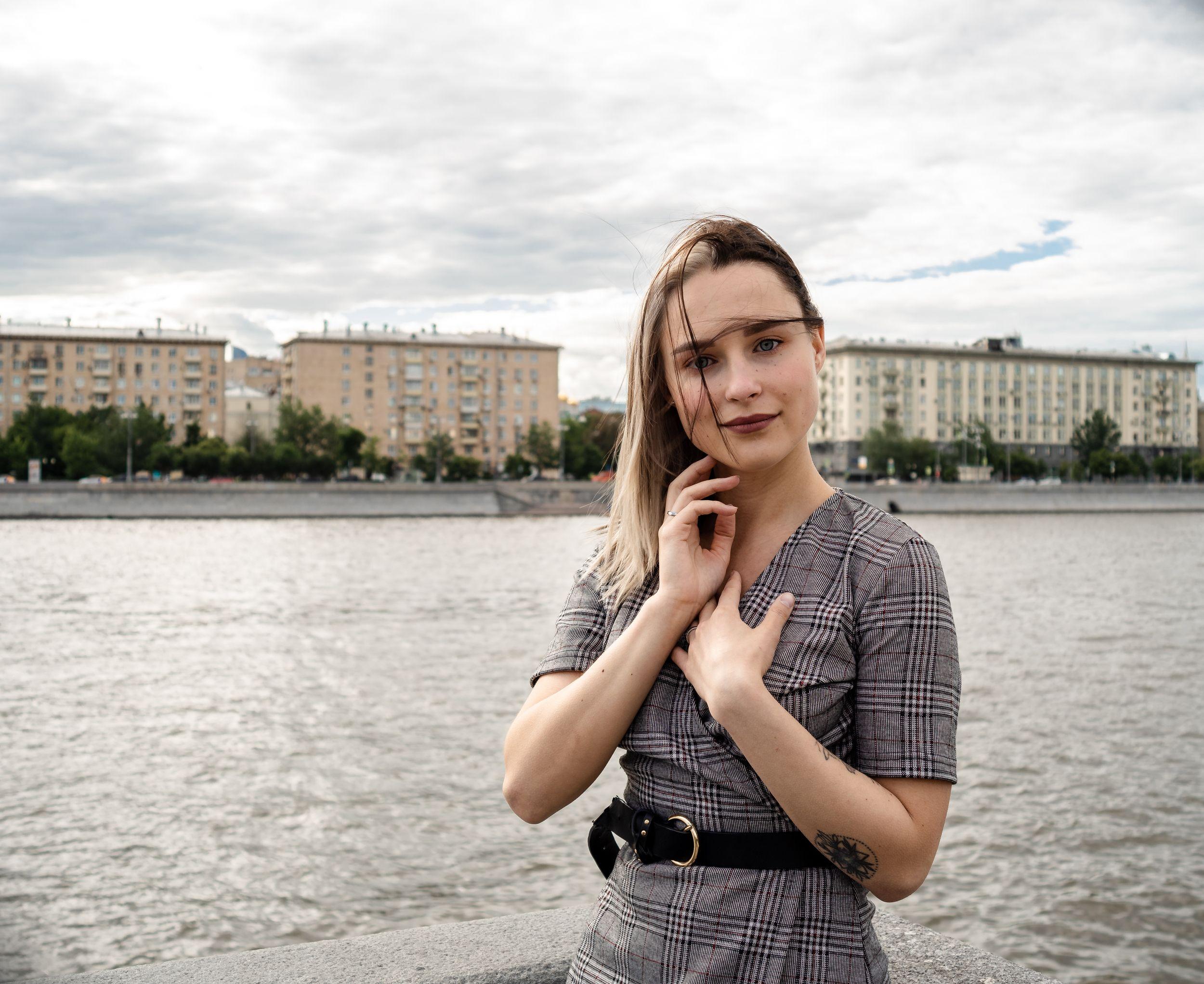 стрит, красивая девушка, женский портрет, концептуальное, будуар, Бабаев Зураб