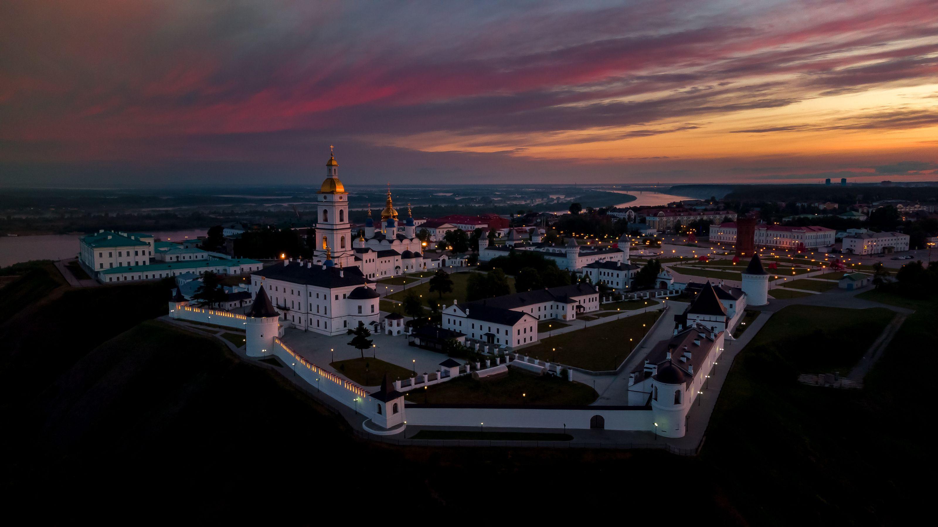 Тобольский кремль, Лукин Александр