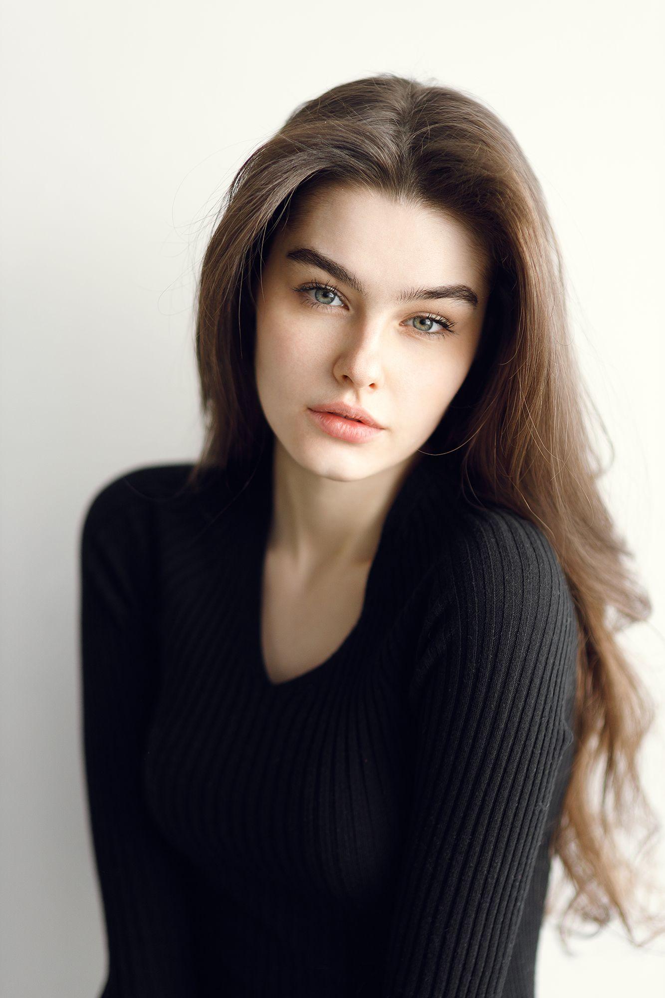 portrait woman studio, Павел Возмищев