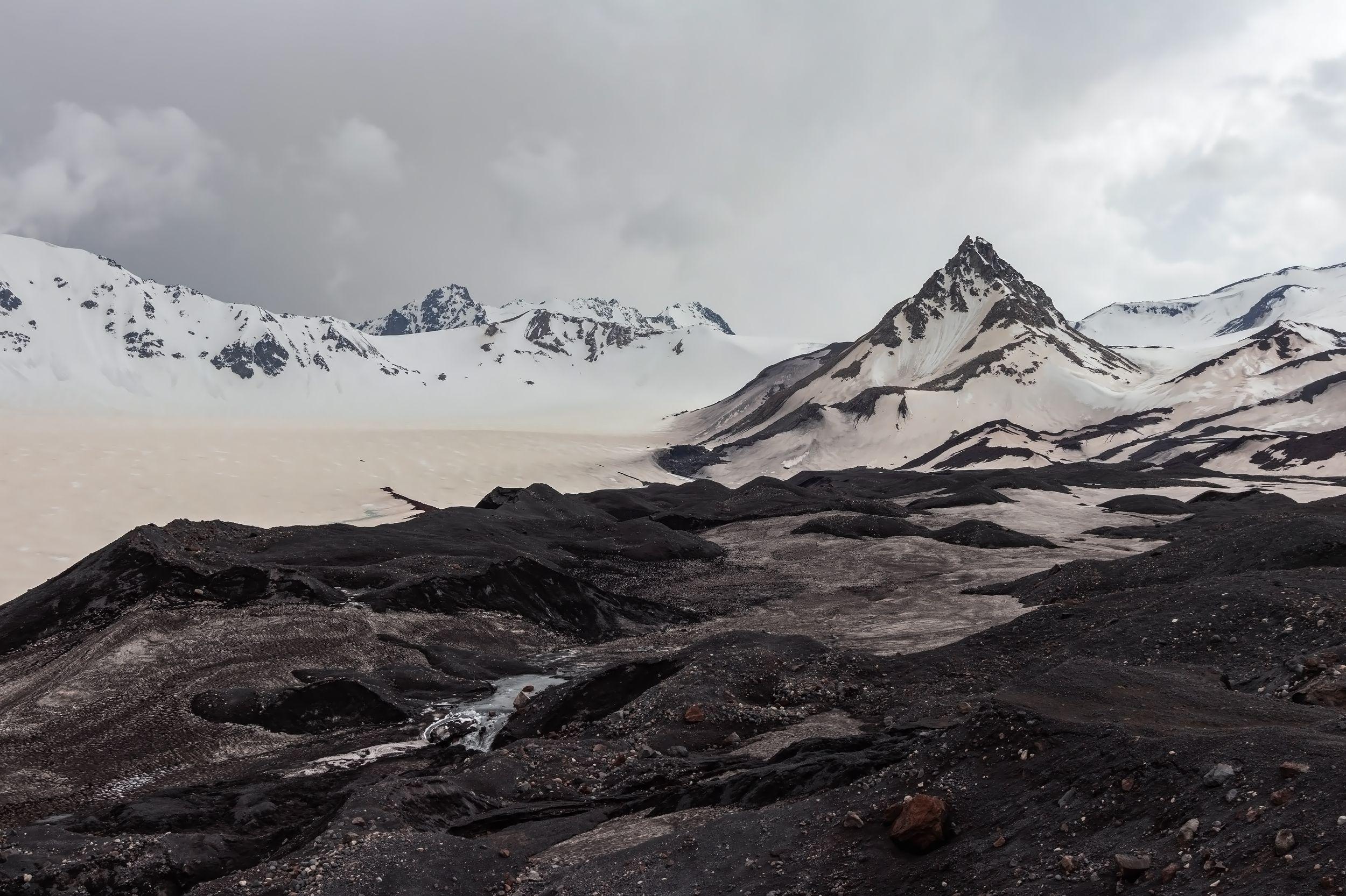 горы, альпинизм, кавказ, ледники,  Эстелла