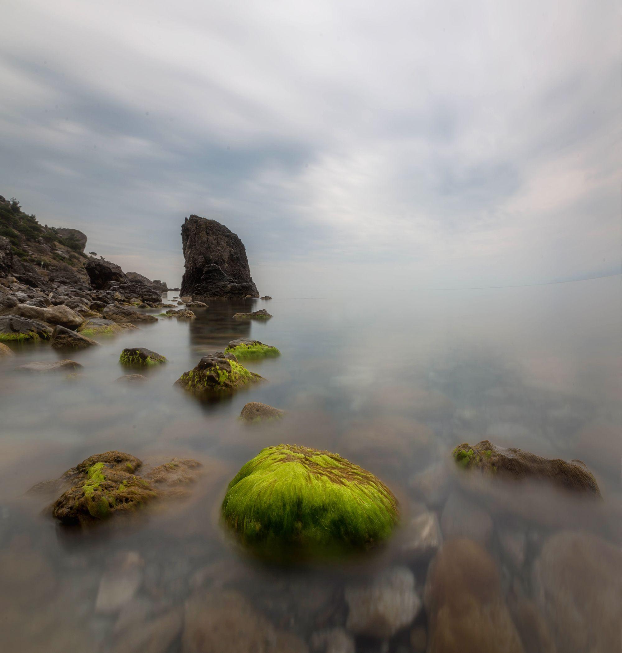 крым, море, экспозиция, камни, Ващенков Павел