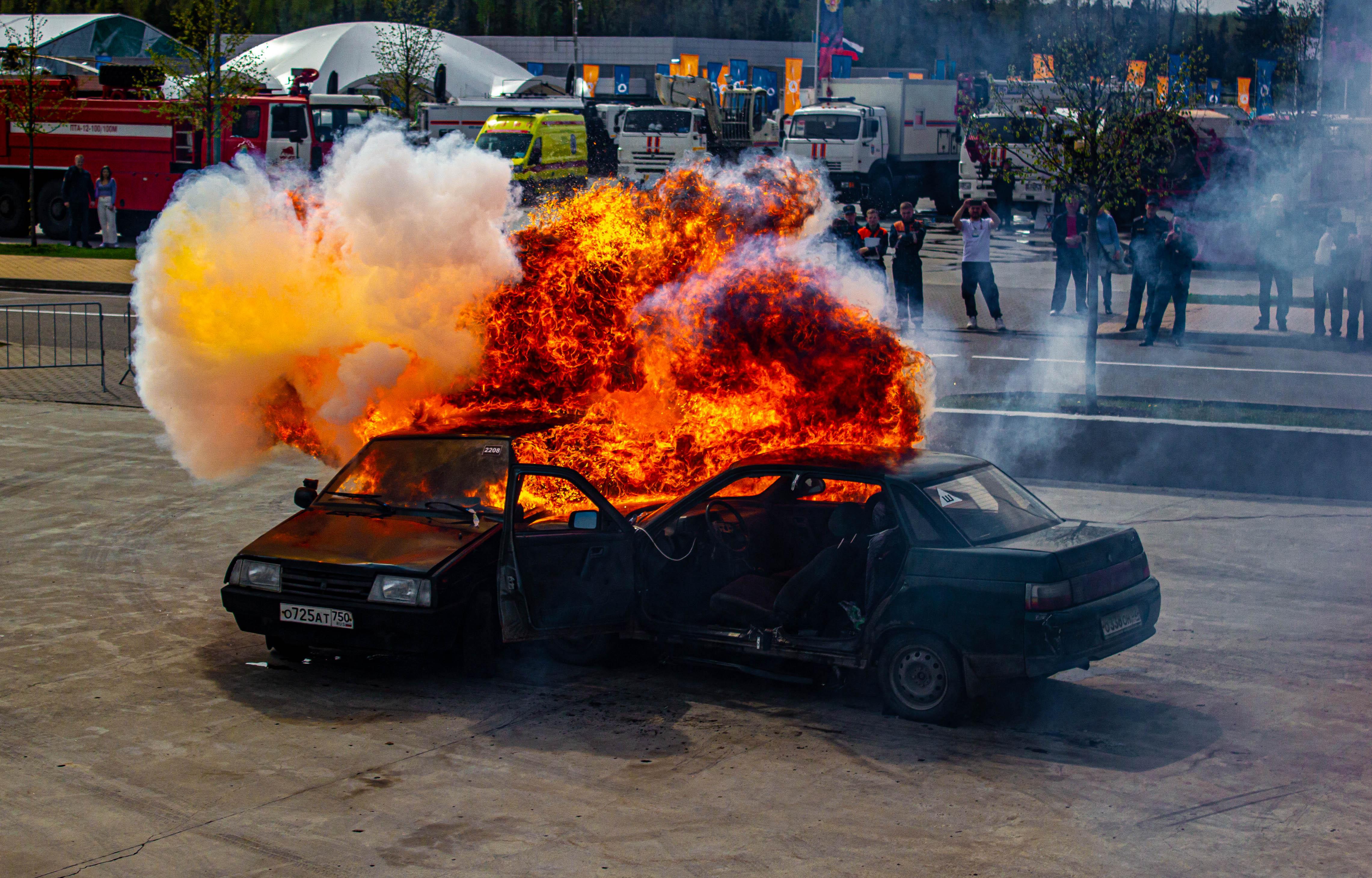 пожар, огонь, машина, дтп, пожарные, fire, firefighter, Лашнев Сергей