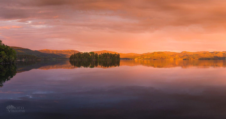 sunset,reflections,panoramic,norway,sky,, Szatewicz Adrian