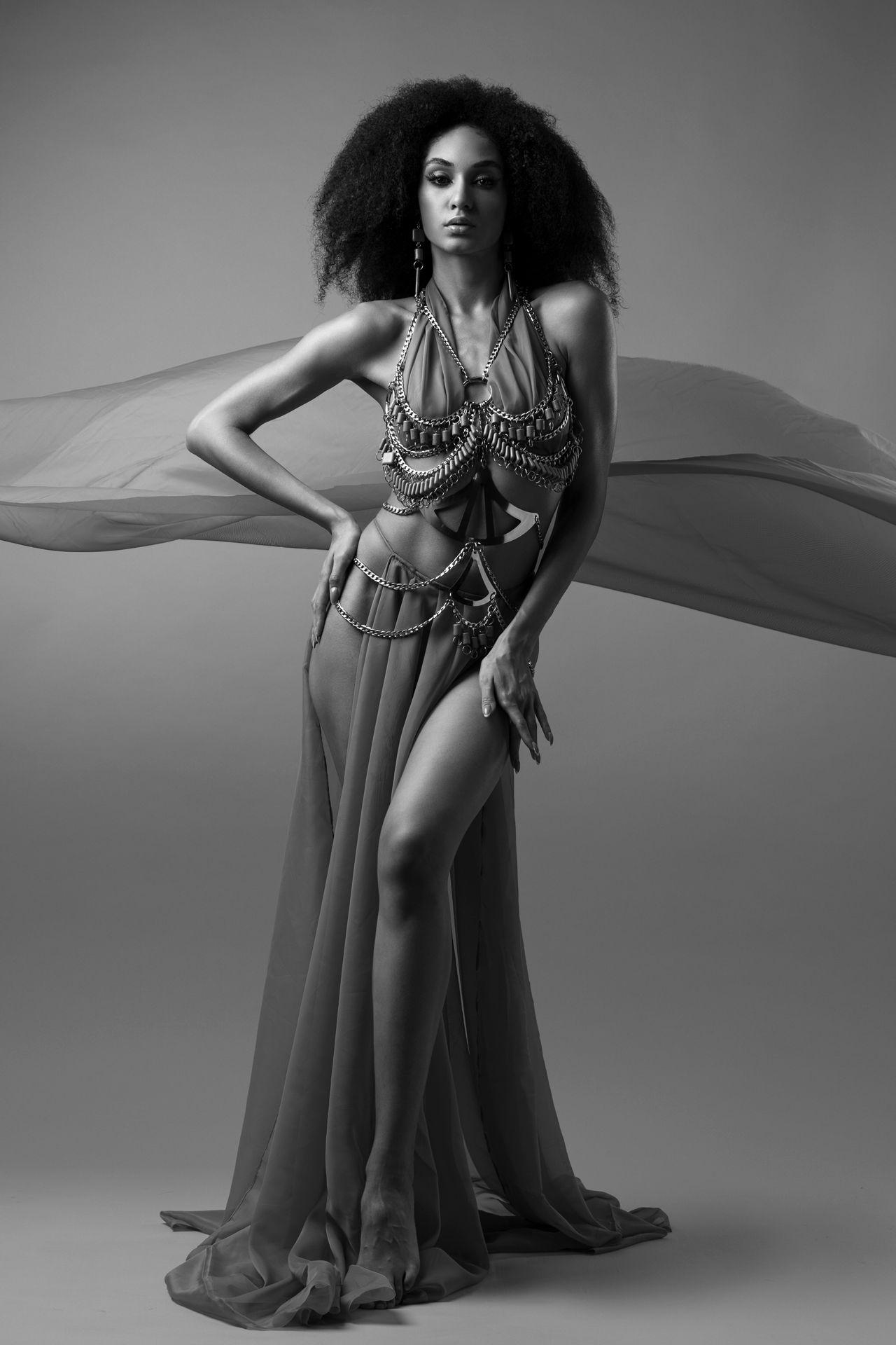 black and white, fashion, portrait, model, modeling, glance, Romanov Yury
