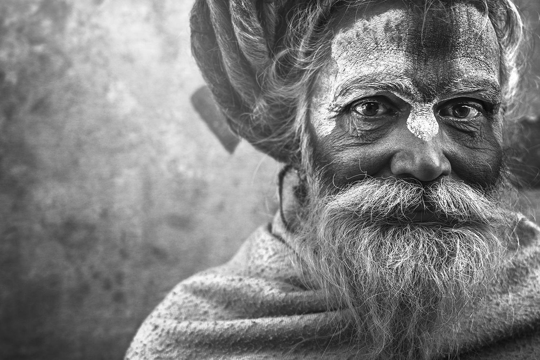 Sadhu Baba, The Holy Men, Pashupatinath Temple, Chin Boon Leng