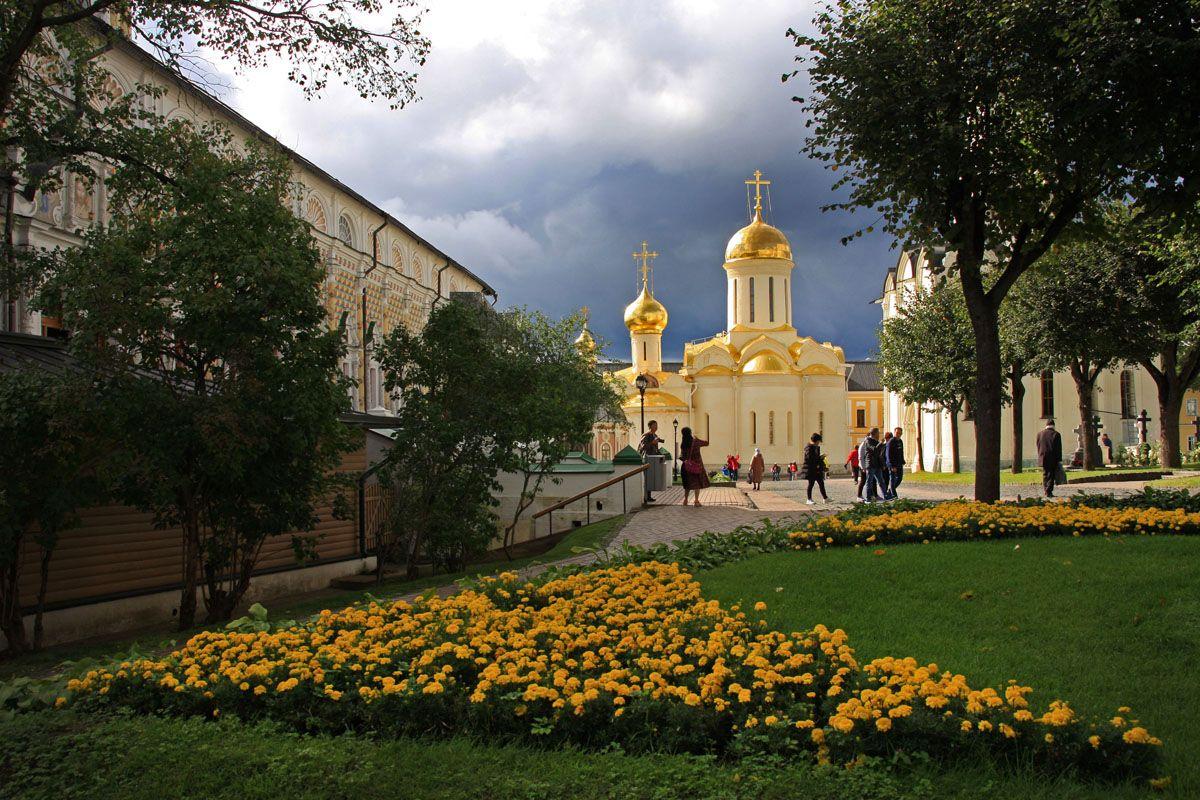 свято-троицкая сергиева лавра,, Тарасов Алексей