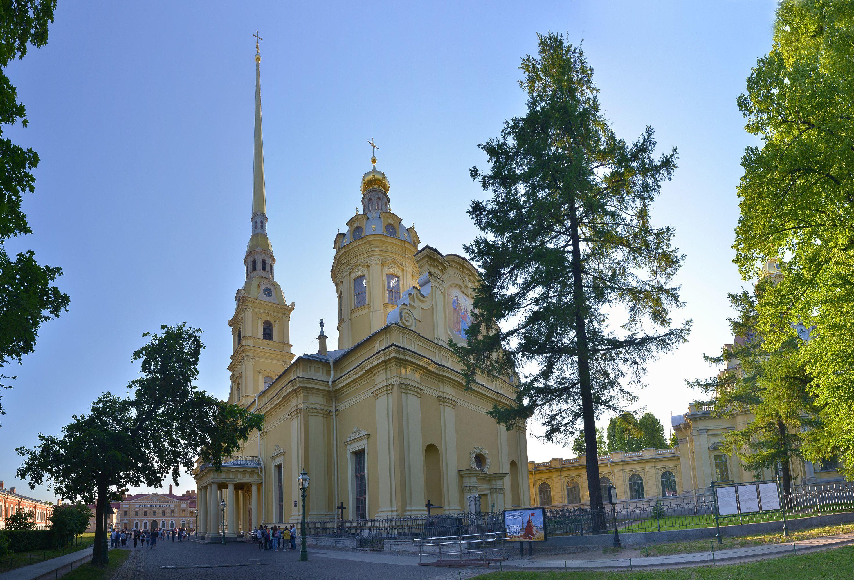 петропавловский собор, санкт-петербург, Сергей Седов