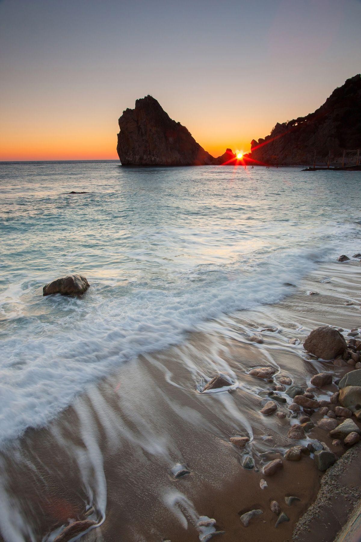 симеиз, скала дива, крым, ялта, шторм в ялте, шторм, волна, пляж, фотограф ялта, фотограф крым, Titov Serge