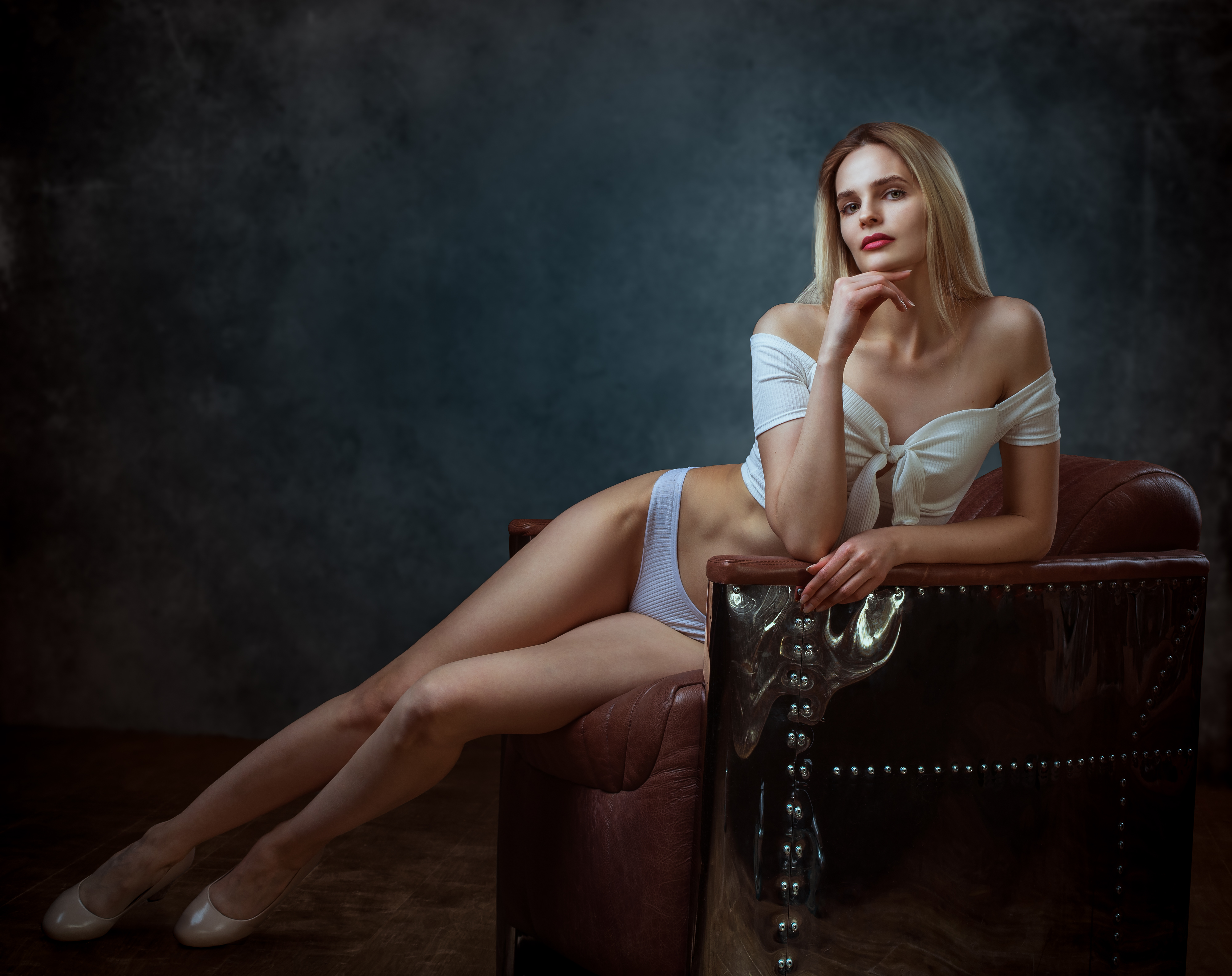 студийный портрет, красивая девушка, женский портрет, концептуальное, арт, Бабаев Зураб