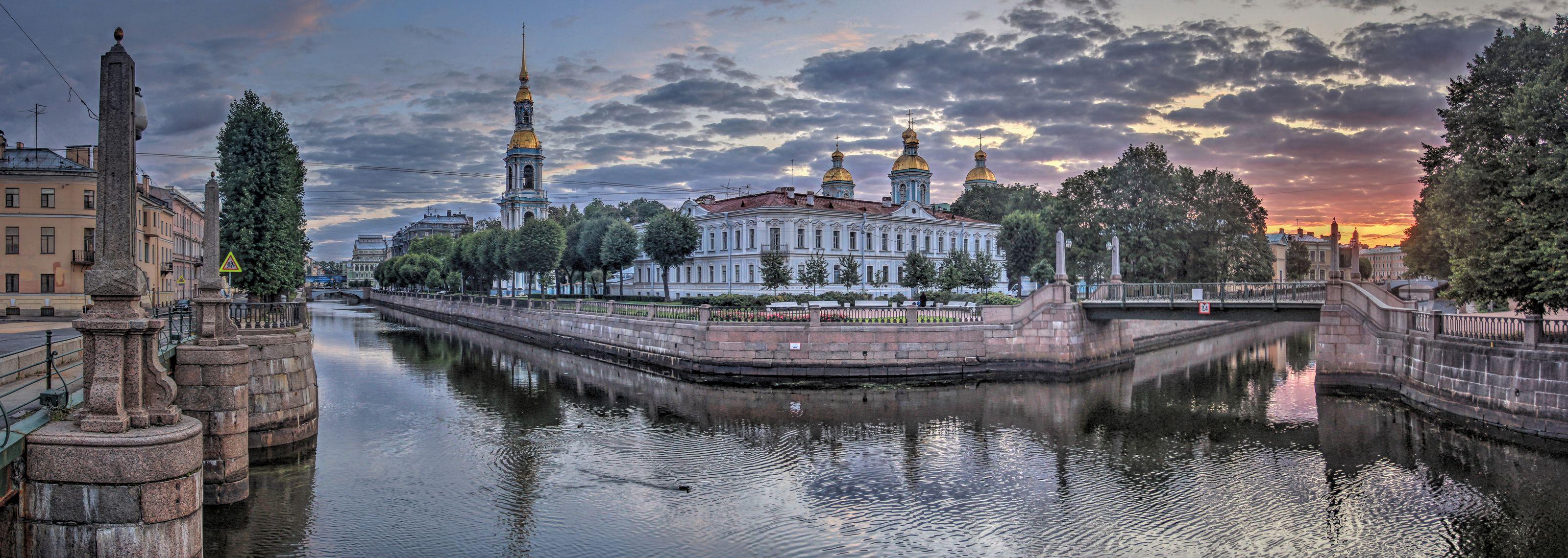 панорама, Сергей Григорьев