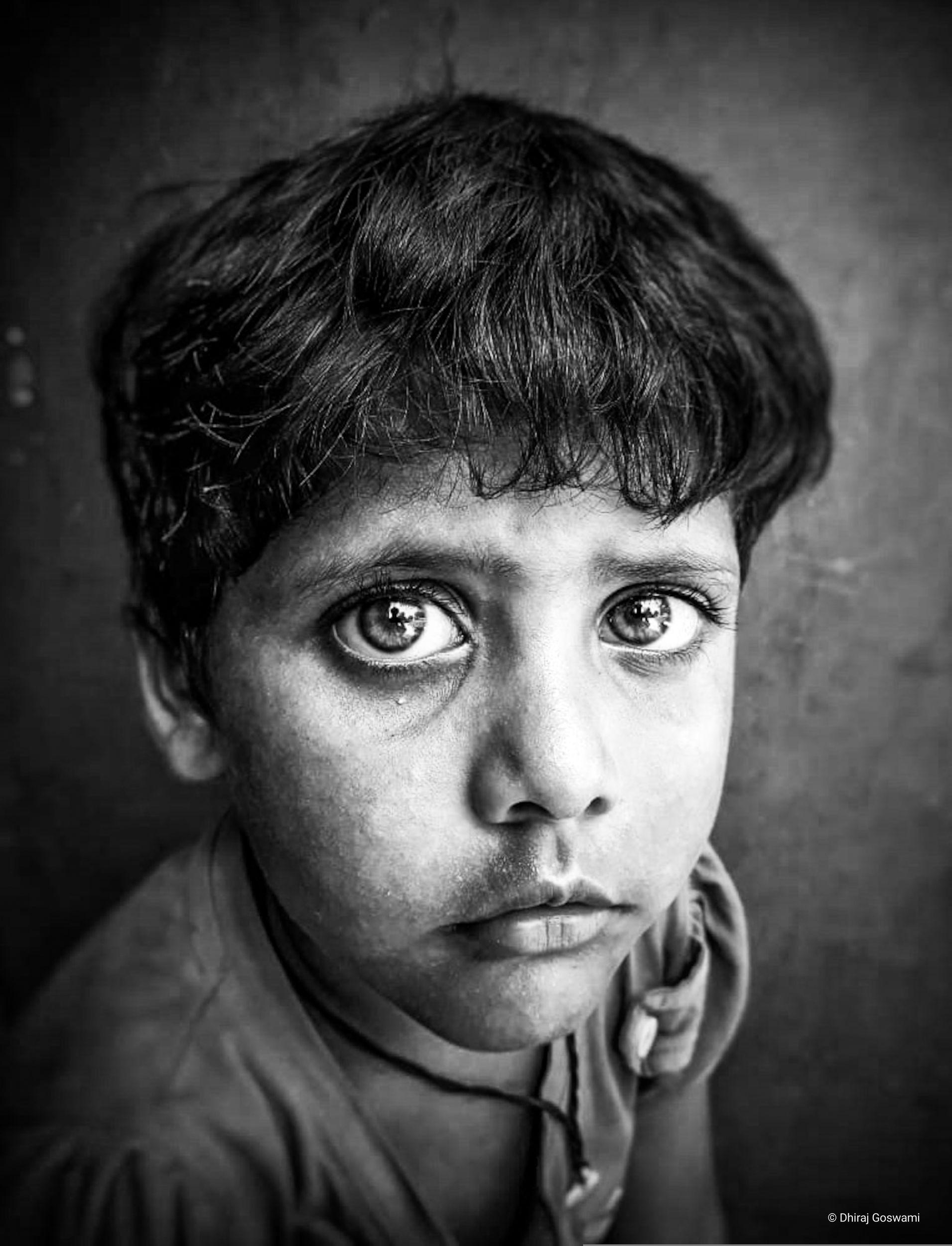 #Portraits, #portrait, #black-and-white, #bnw , #35photopro, #35photo, GOSWAMI DHIRAJ