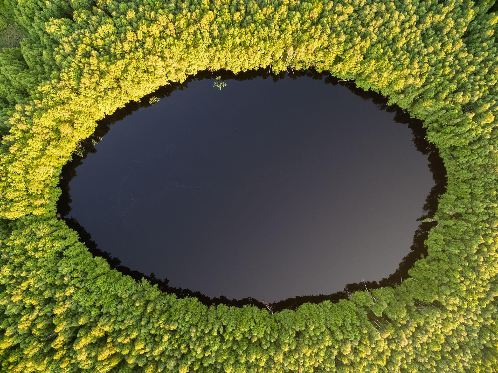 пейзаж, дрон, Сергеев Сергей