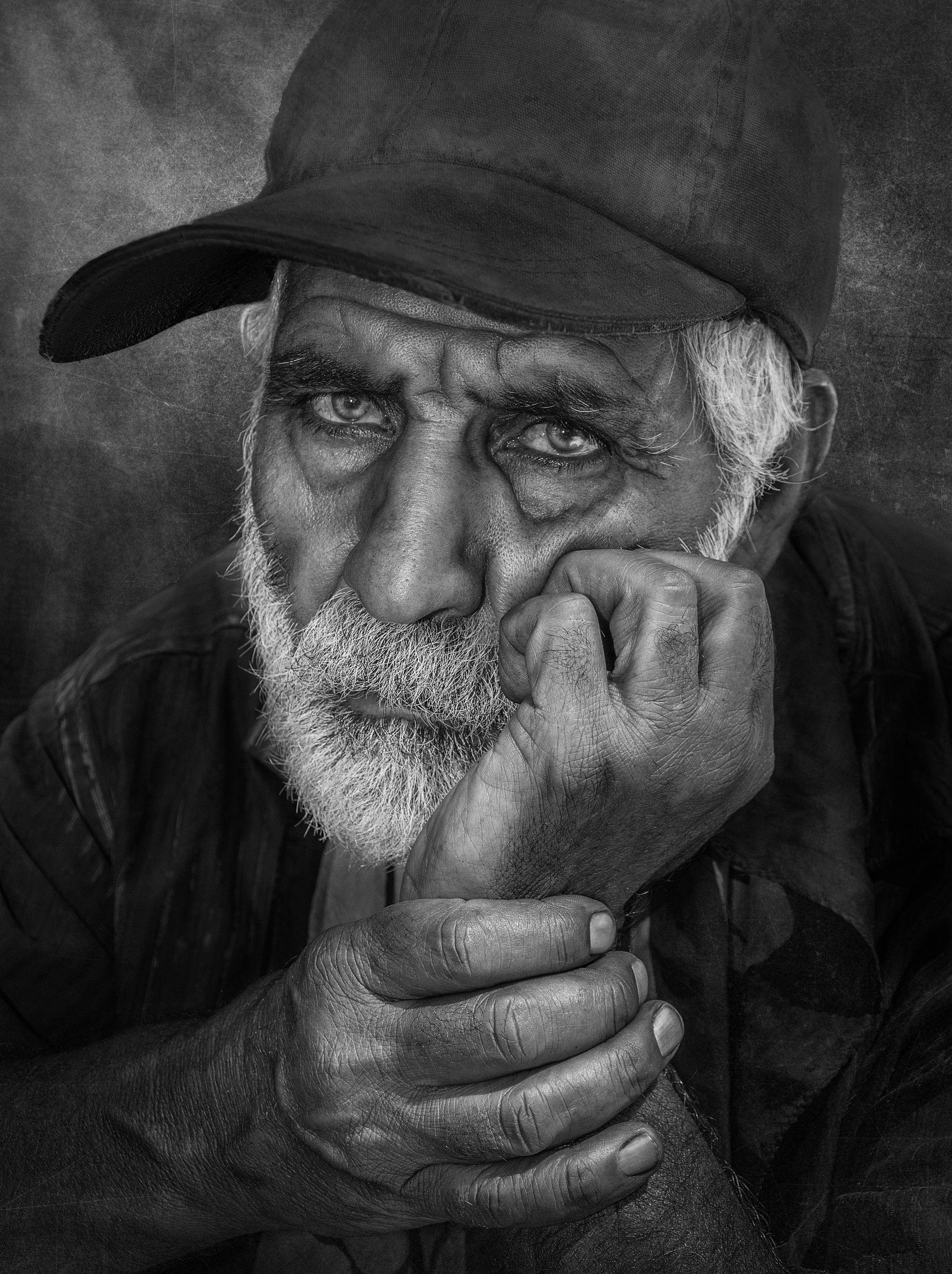 #PORTRAIT #people #human #hand #eye, Zavvar Mehdi