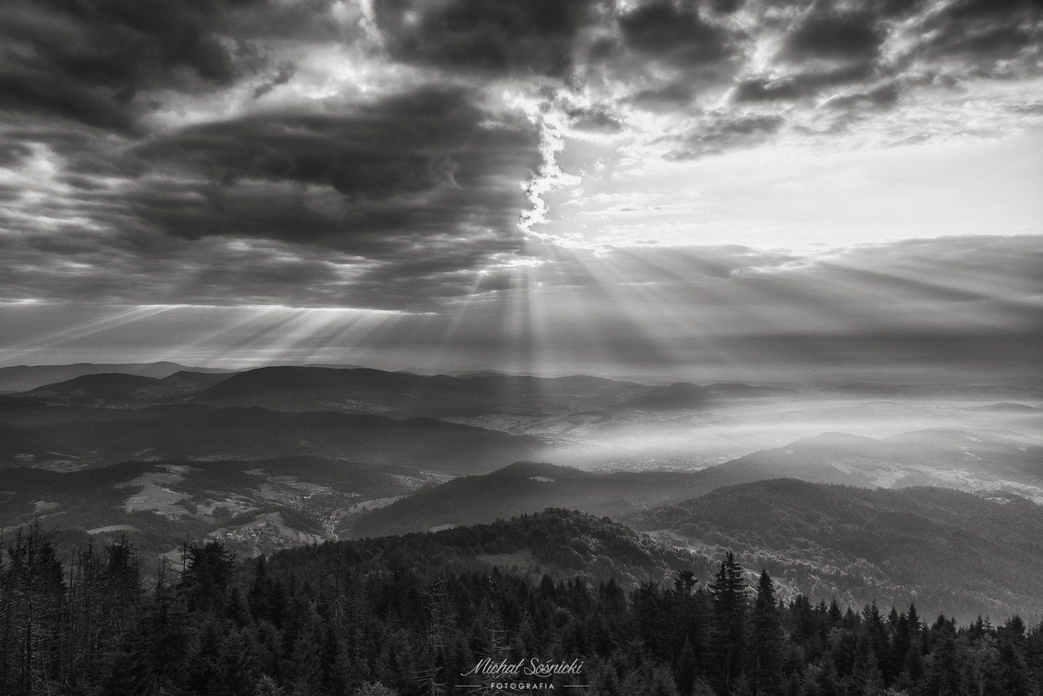#annunciation #sky #sunrise #best #cloudy #poland #mountains, Sośnicki Michał