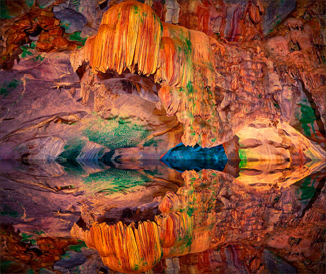 грот пещера красивые места, Гусаков Александр