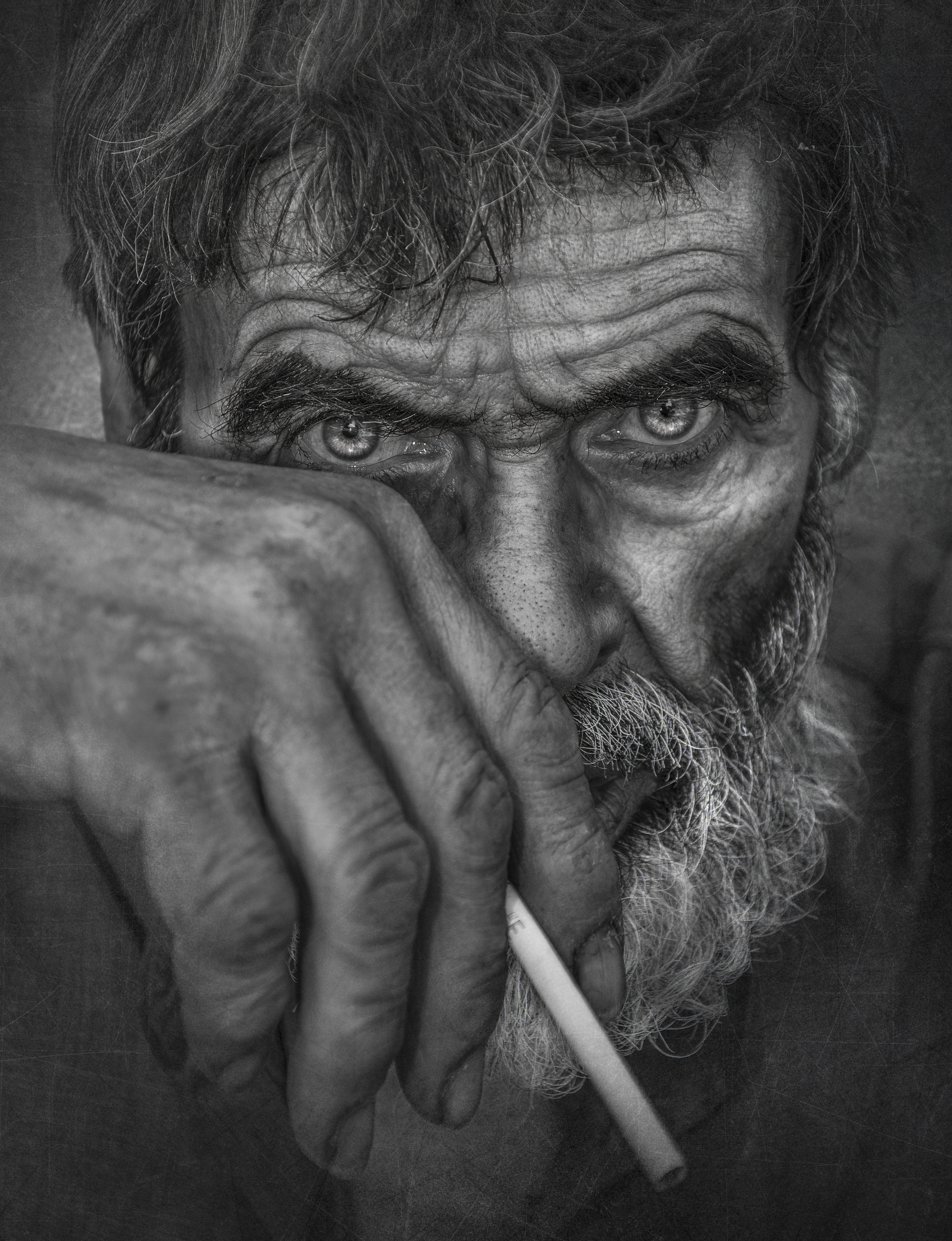 #close_up, #eye, #hand, #protrait, #people, Zavvar Mehdi