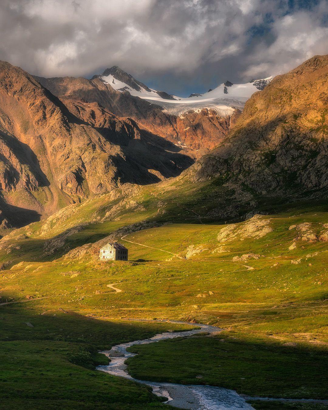 alps, travel, mountains, Perlikowski Jakub