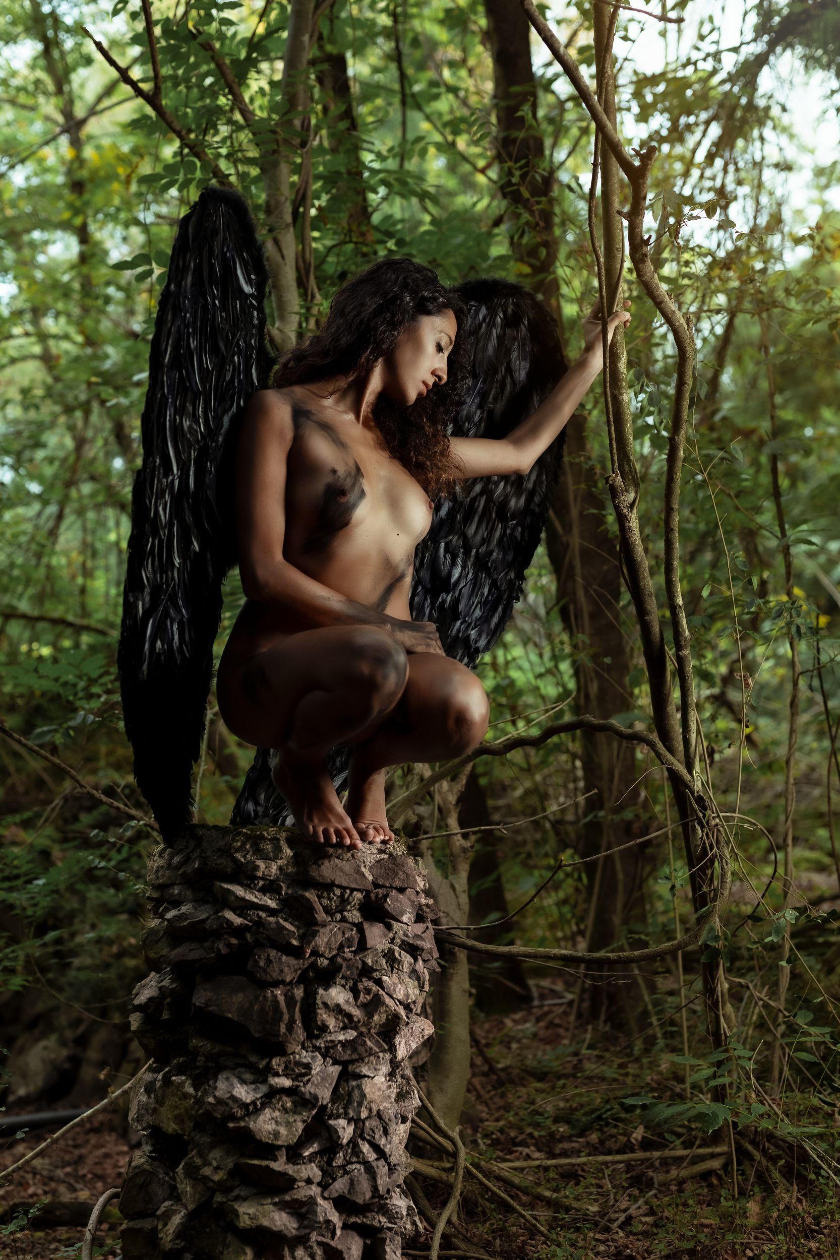 nature, portrait, nude, female, finenude, fineart, espressive photography