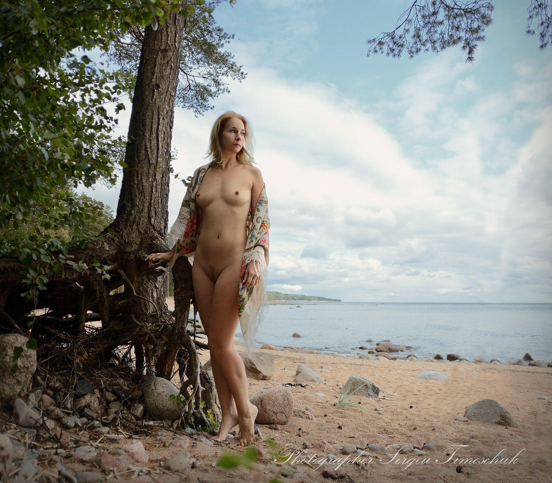 девушка финнский залив, Сергей Тимощук
