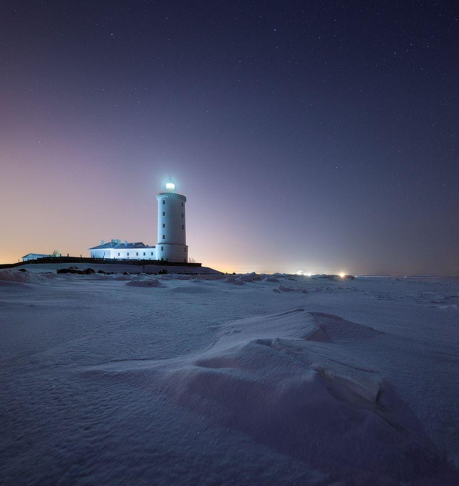 кронштадт, маяк толбухин, финский залив, Alex Yurko