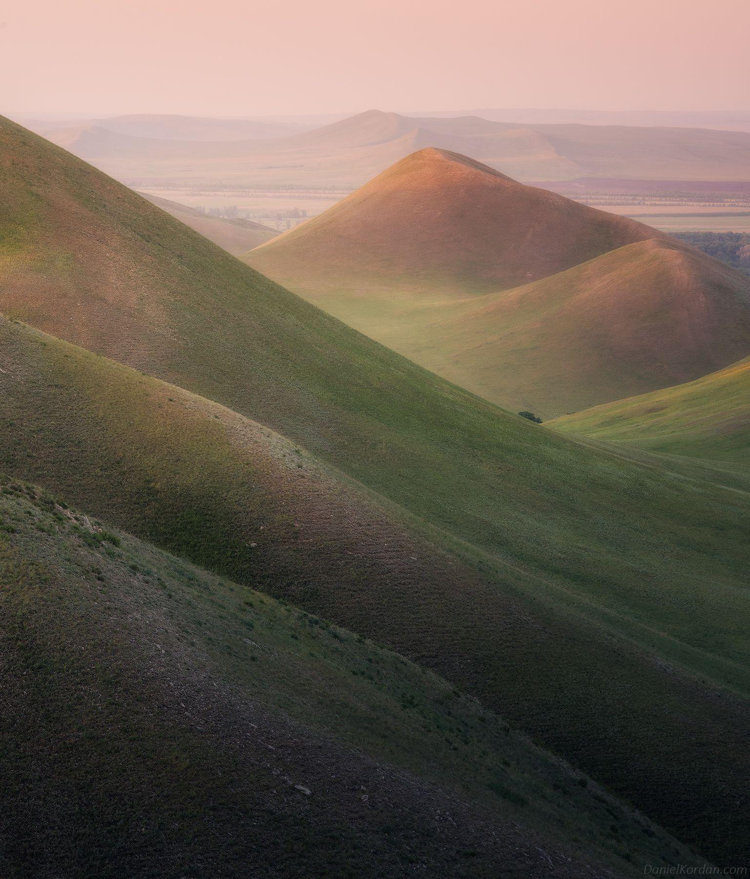 Оренбург, Карамурунтау, долгие горы, Даниил Коржонов