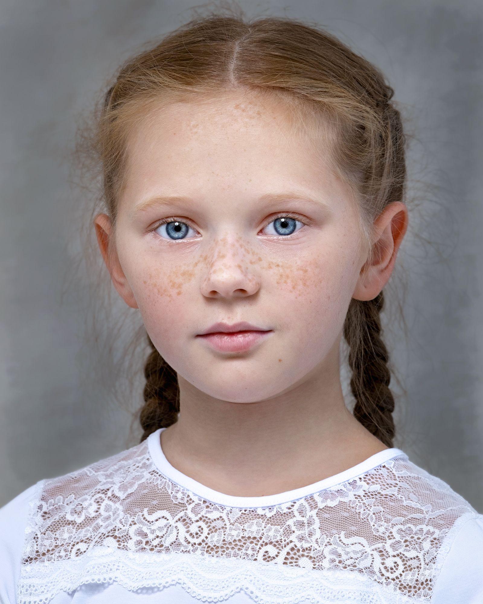 children\'s portrait, redhead girl, portrait of a child, funny, aleksandrshvedov, 2portraits, Shvedov Aleksandr