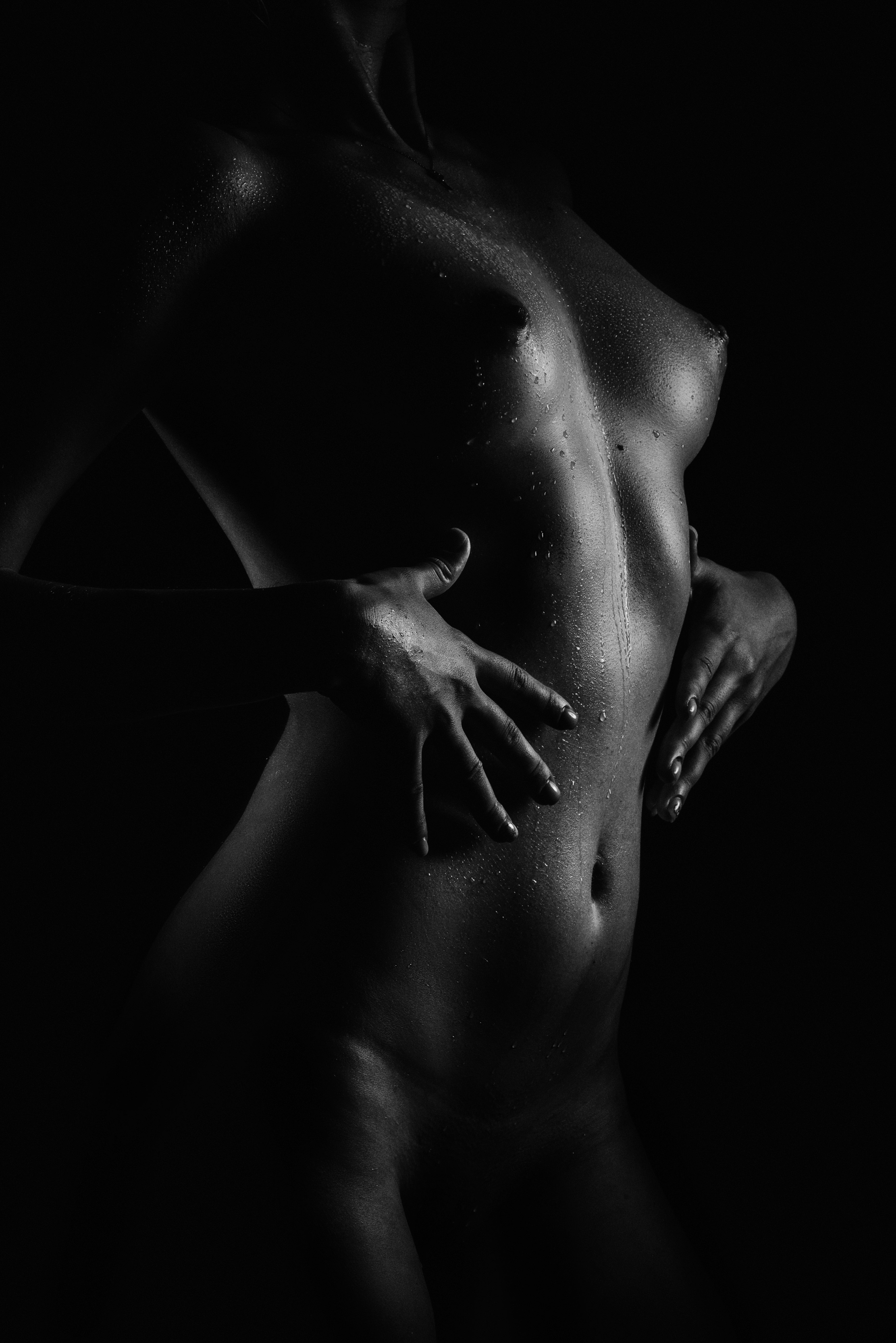 body nude woman, Кудряшов Алексей