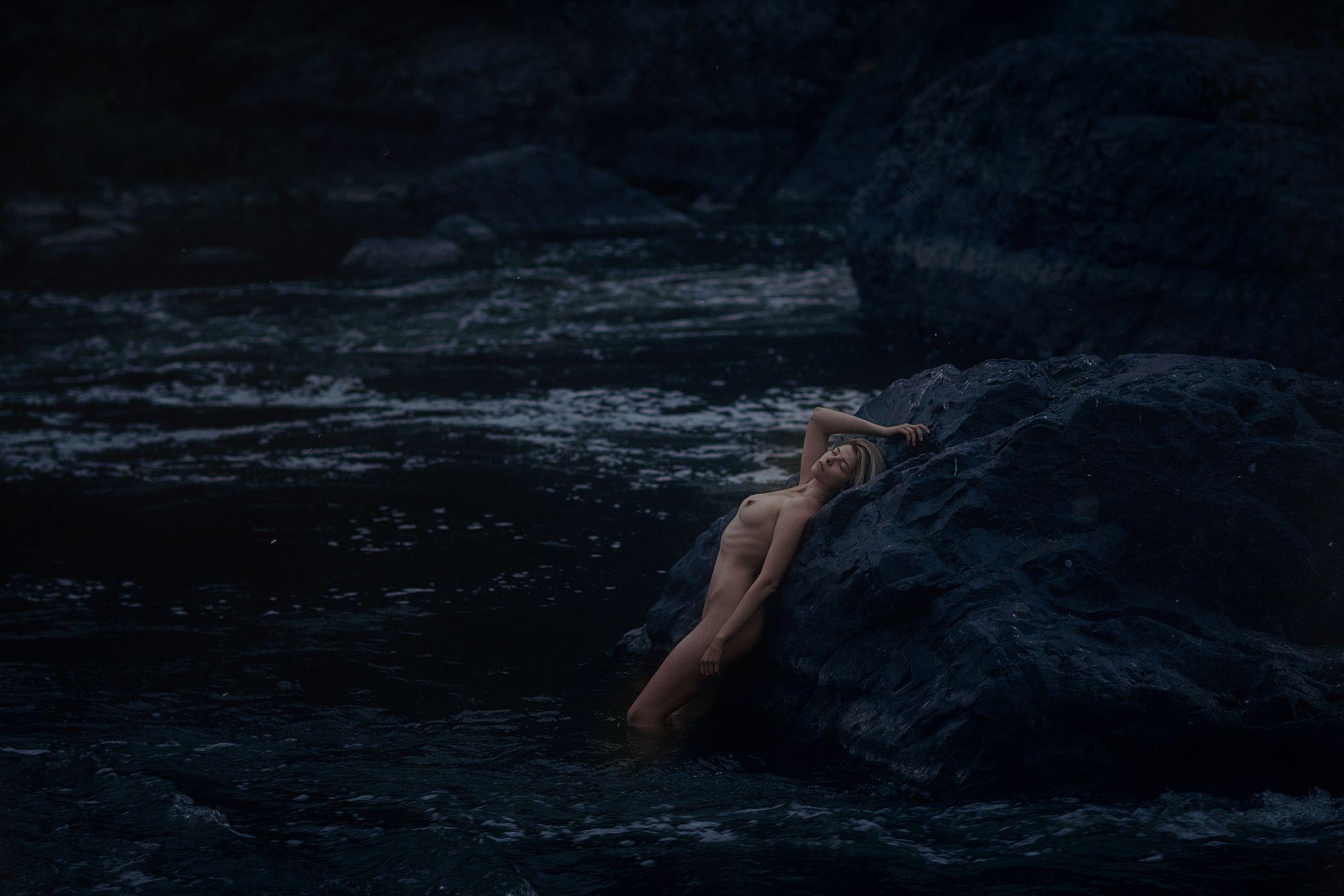 nude art girl, Анна Шувалова
