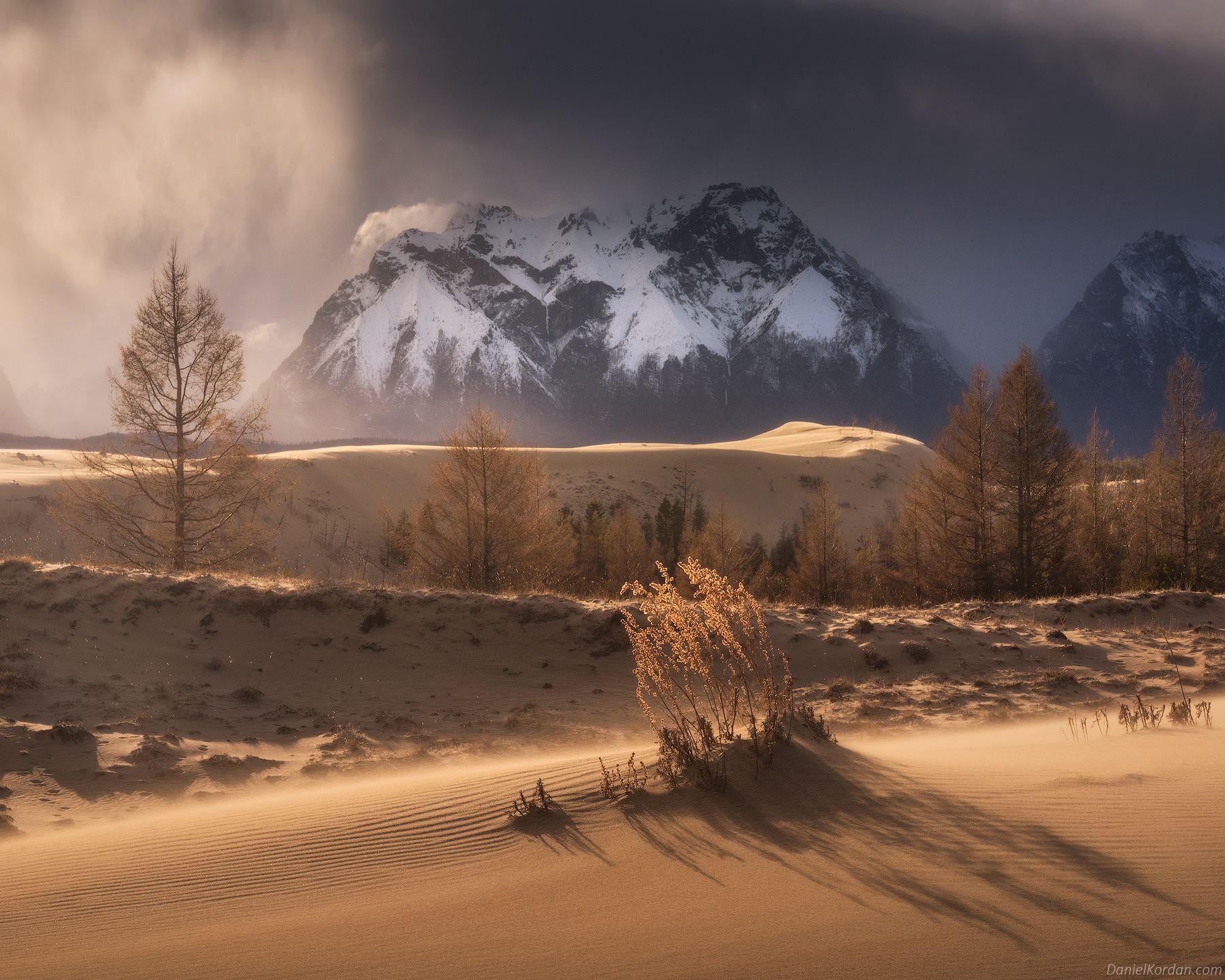Чарские пески, Даниил Коржонов