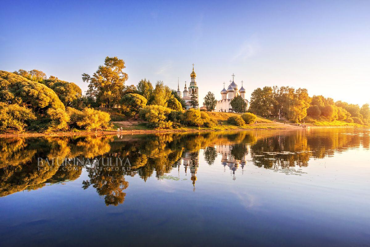 вологда, кремль, Юлия Батурина