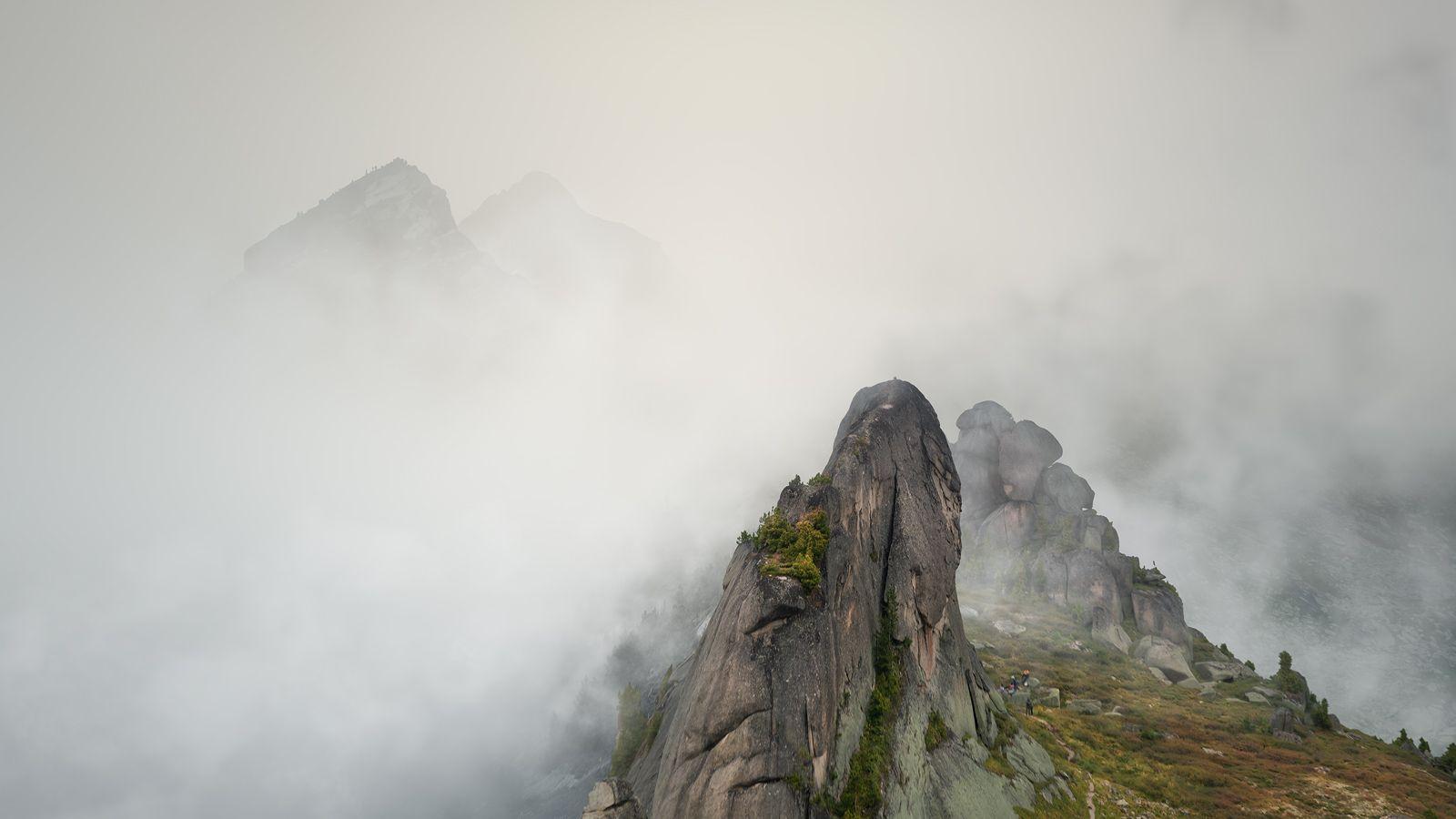 природа, пейзаж, горы, саян, слоники, звездный, сибирь, красноярский край, скалы, Антипов Дмитрий