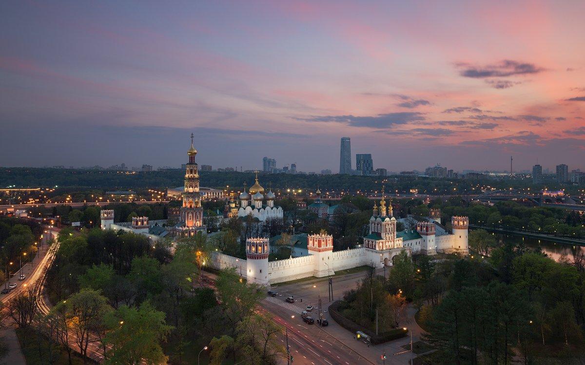 Москва, Новодевичий монастырь, Денис Сорокин