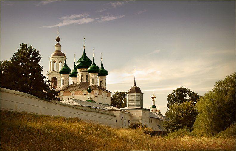 россия, женский монастырь, август 2006, Лариса Лучко