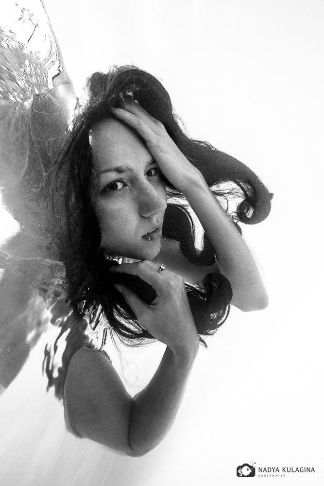 бассейн, модель, подводная съемка, подводное фото, фото, nadeika