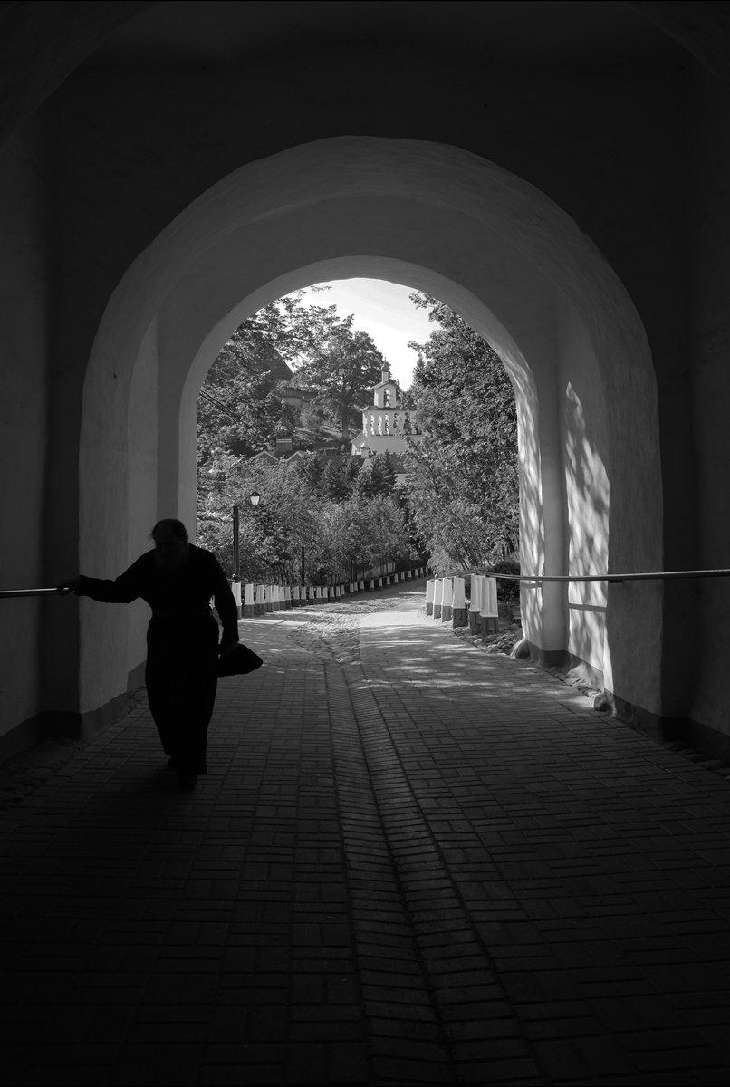 печоры, монастырь, Михаил Чурбанов