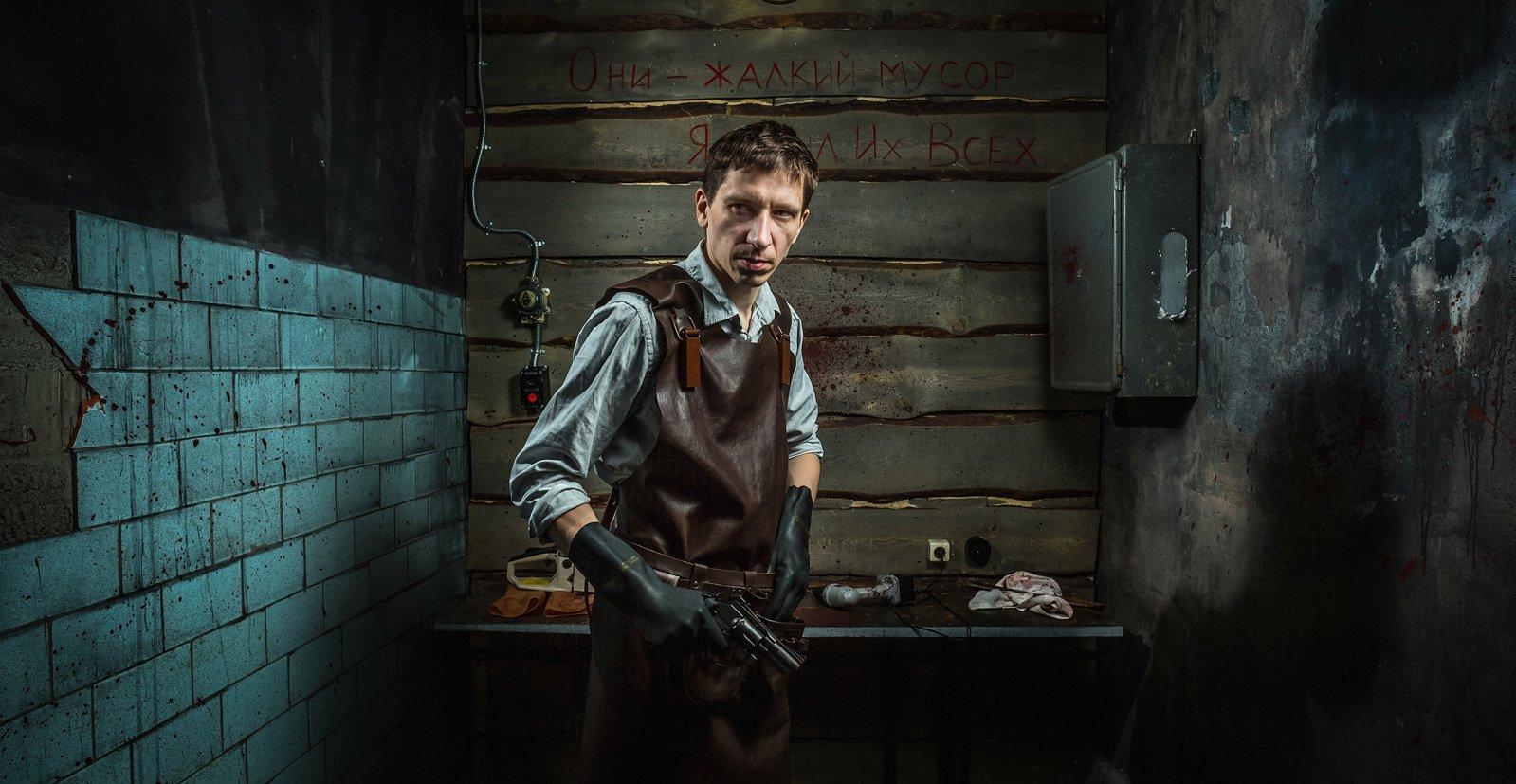 blood man gun, Нодия Илья