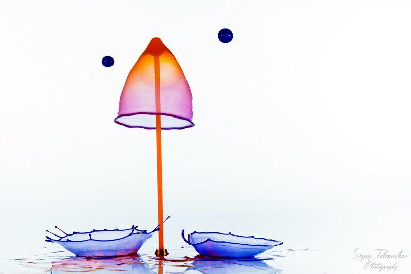 арт, брызги, вода, всплеск, жидкость, капли, макро, Сергей Толмачев