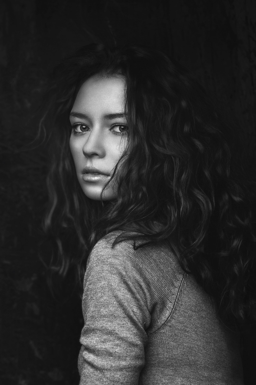 Beautiful, Beauty, Black & white, Bw, Emotion, Eyes, Face, Girl, Light, Model, Moscow, Nikon, People, Portrait, Studio, Андрей Лободин