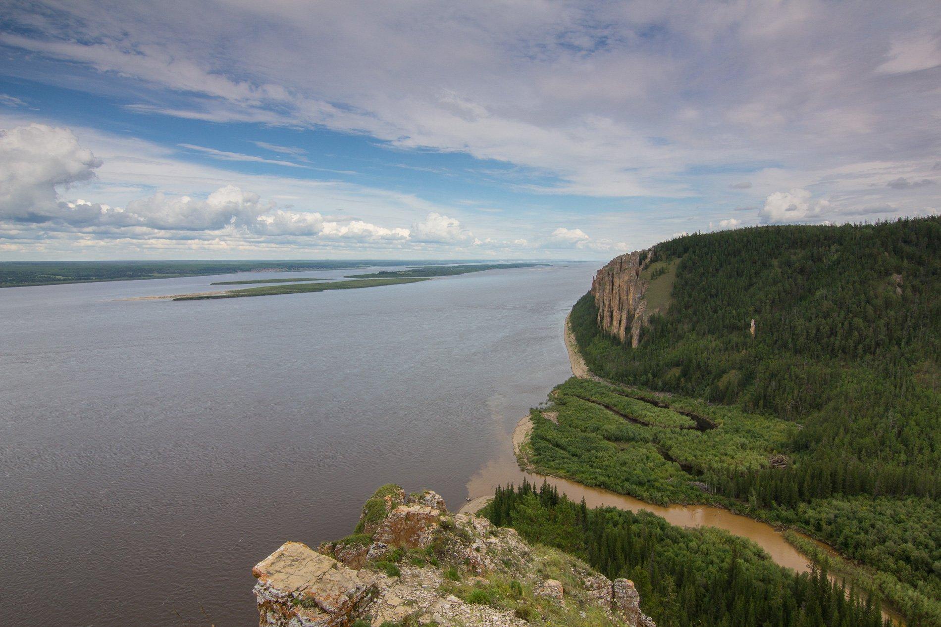 Lena pillars, Yakutia, Ленские столбы, якутия, Alex