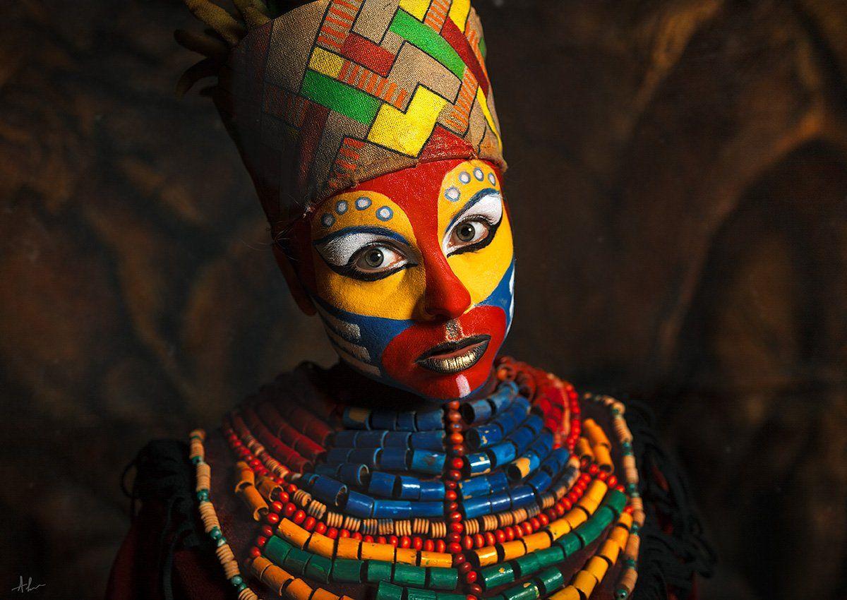 portrait africa , Кирилл Аверьянов