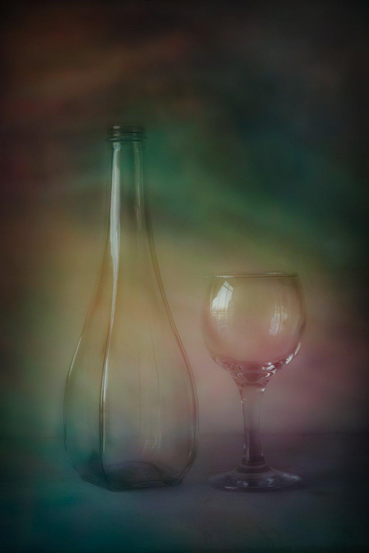 натюрморт,цвет,стекло, Морозов Юрий