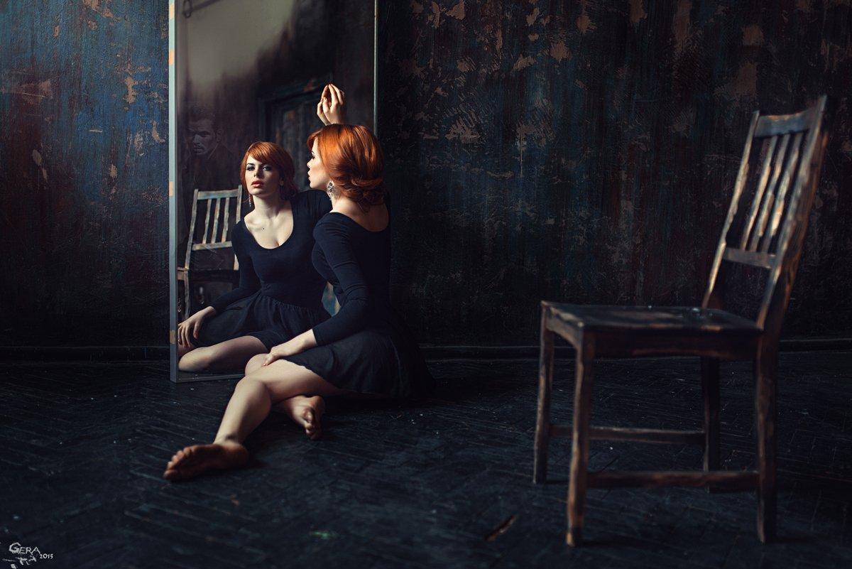 Mood, Portrait, Портрет, Георгий Чернядьев
