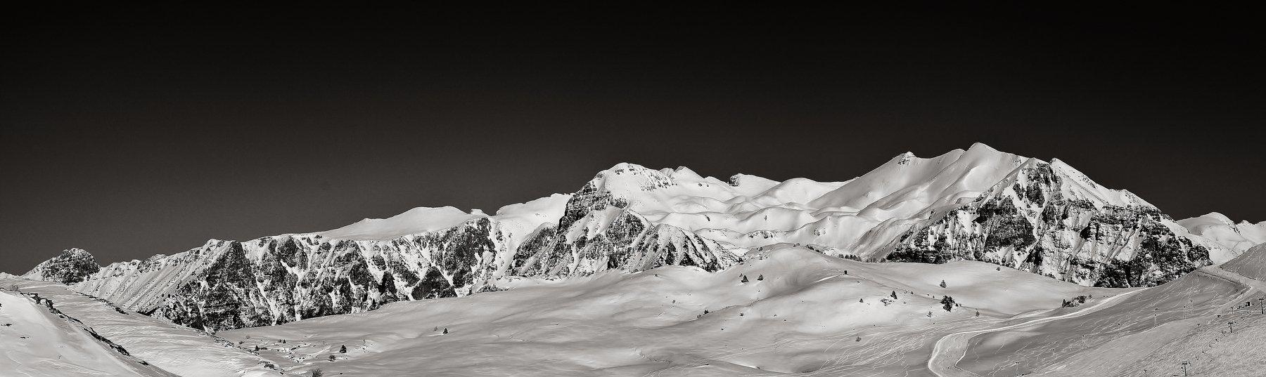 montagna,neve,panorama,paesaggio,bianco,, paologr63