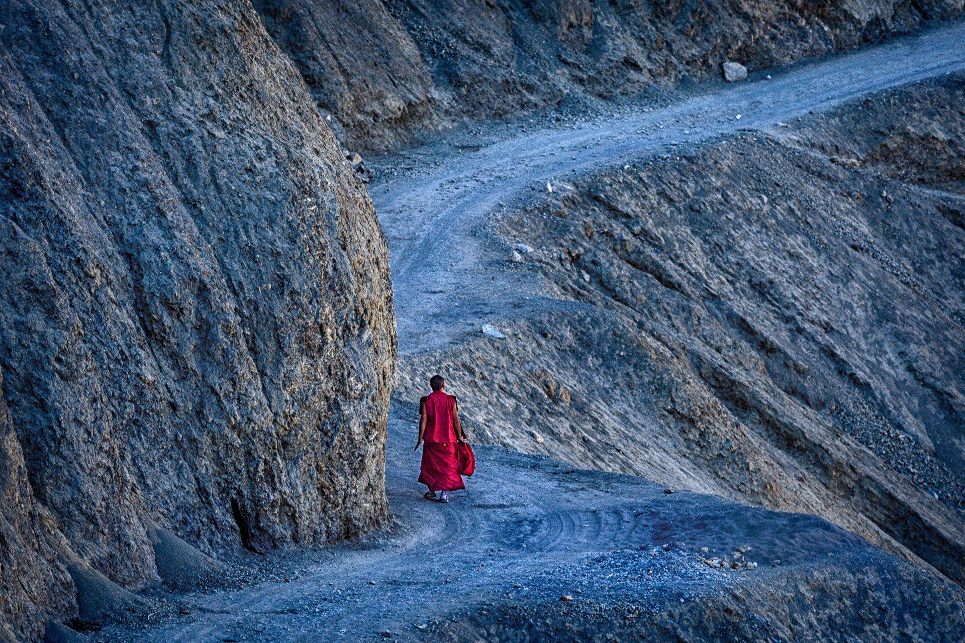 buddhism, road, Dhankar, Tibet, Spiti valley, India, Дмитрий Рухленко