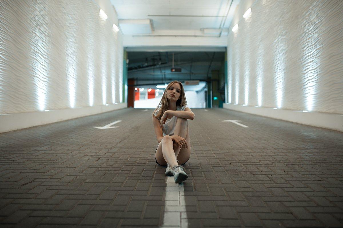 35 мм, 35мм, Girl, Portrait, Road, Портрет, Портрет девушки, Портфолио, Сигма 35мм, Келина Ирина
