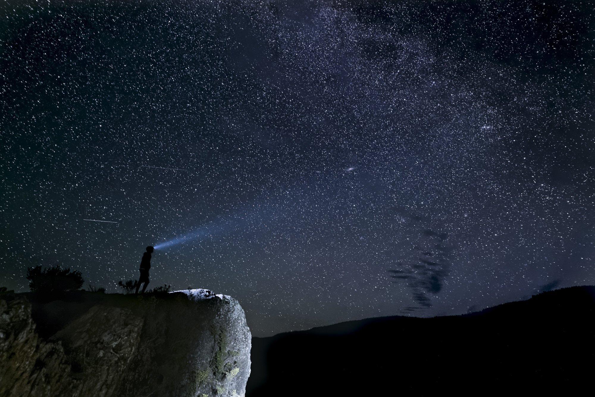пейзаж,млечный путь,звезды,небо,ночное небо,природа,ночь,звездное небо, Дмитрий Старостенков