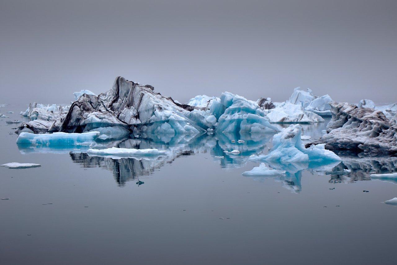jökulsárlón, ice, iceberg, Dirk Juergensen