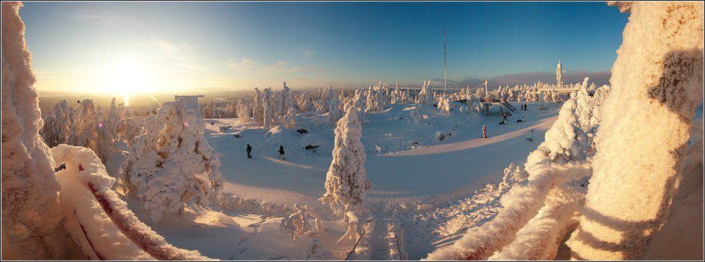 вуокатти, финляндия, Михаил