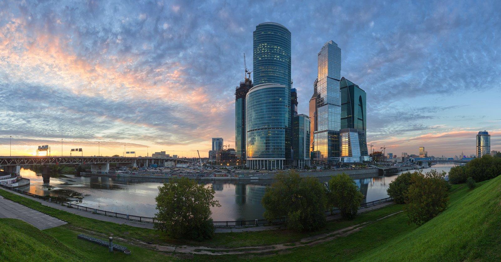 Город, Москва, Москва-Сити, Столица, Денис Сорокин