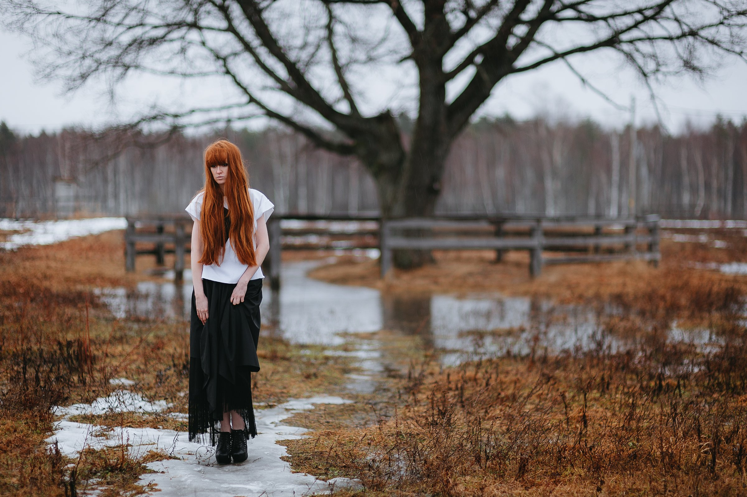 girl, portrait, ru, russia, redhead, nikon, nikonru, , Кирилл Соколов
